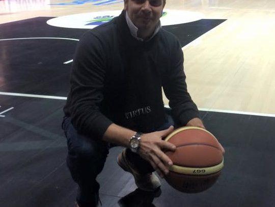 Matteo Dorella nuovo responsabile Minibasket FIP Treviso