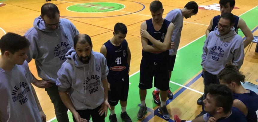 Under 20: netta vittoria con il Don Bosco Arcobaleno per Castelfranco