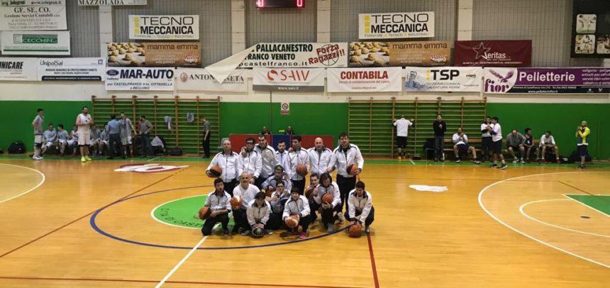 Basket Integrato al Palavenale con l'Associazione F.A.R.C.E.L.A.