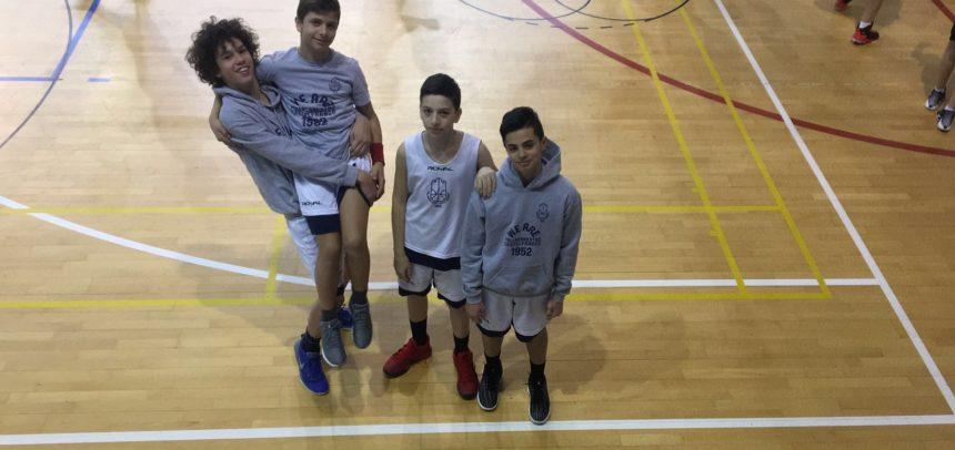 Join the Game: prima esperienza col 3×3 per gli Under 13