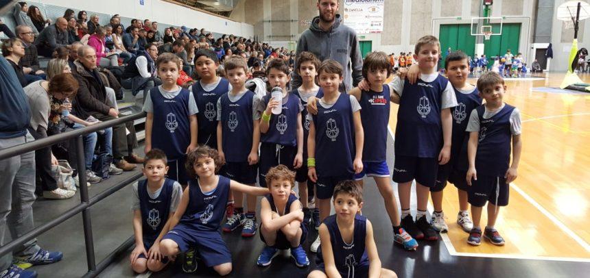 Scoiattoli presenti al Torneo 3vs3 Sprint alla Ghirada di Treviso