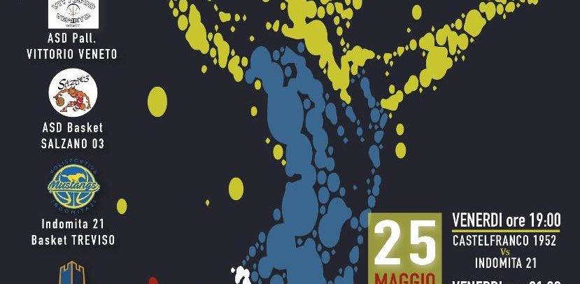 Venerdì (h 19) e sabato le Final Four di 1^ Divisione a Vittorio Veneto, in palio la Promozione