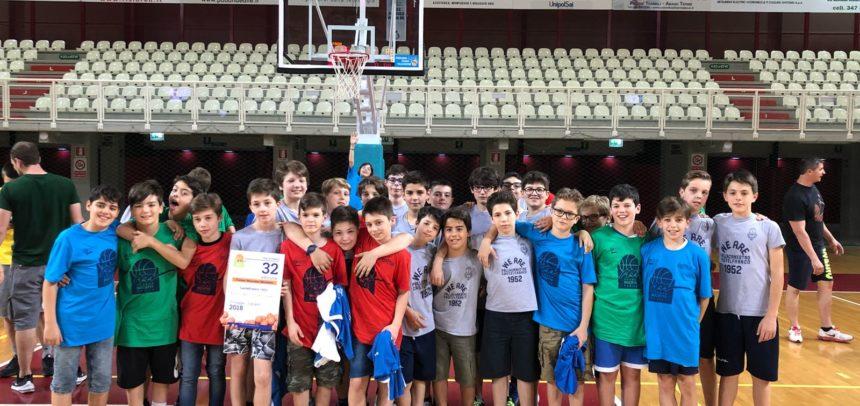 Torneo Massimo Mazzetto a Padova, bella esperienza per gli Esordienti