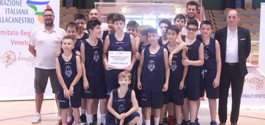 Incetta di premi per la PC1952 al Galà del Basket Trevigiano!