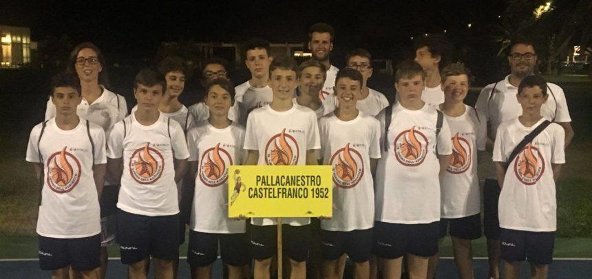 Torneo dell'Adriatico: una splendida settimana per gli Under 13