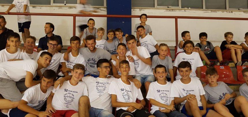 Porto San Giorgio va a canestro, una bella esperienza per U15 ed Esordienti