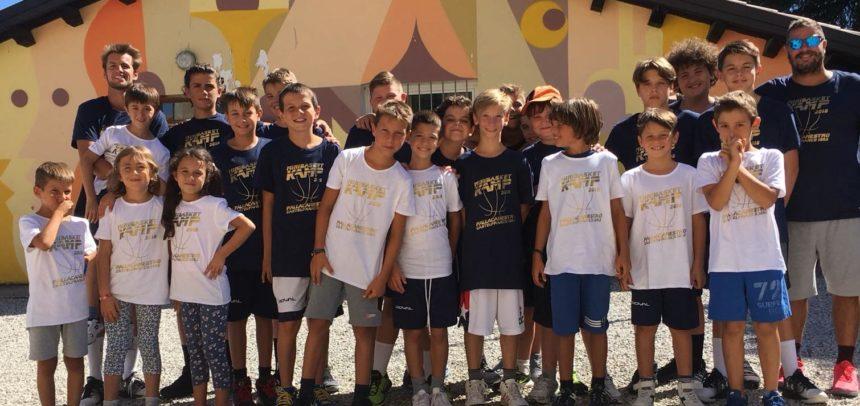 È iniziato il Camp Minibasket 2018 targato PC1952!