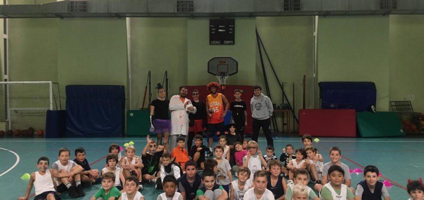 Festa di Halloween Minibasket 2018!