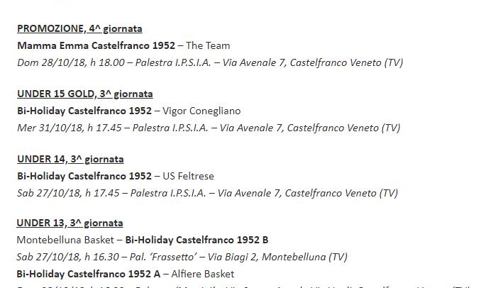 Domenica al Palavenale torna la Promozione, panchina numero 1.400 per coach Ussaggi!