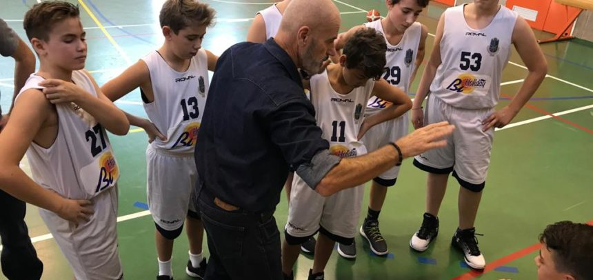 Under 14: il campionato parte col piede giusto per la Bi-Holiday PC1952!