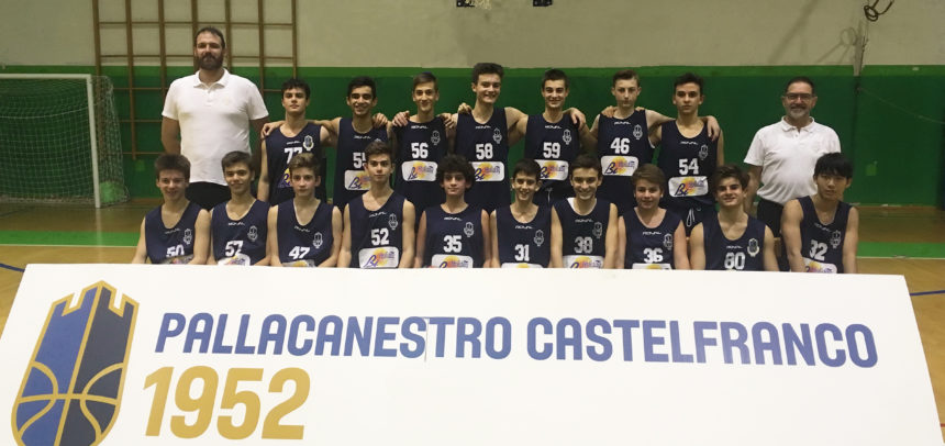 Under 15 Gold: bella vittoria con Treviso per riscattare l'andata