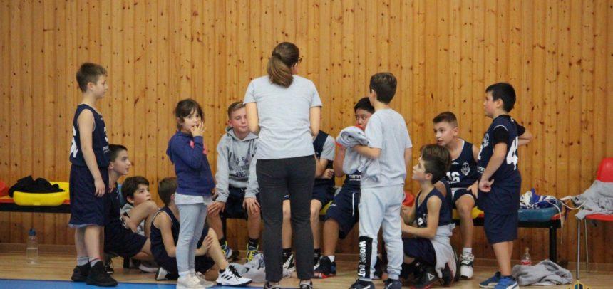 Minibasket: è iniziata la stagione anche per gli Aquilotti