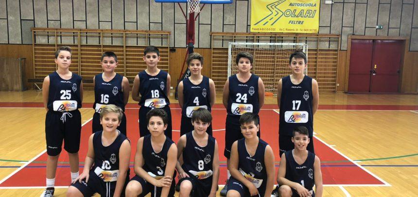 Under 13 A, vittoria con La Torre San Zenone per la BiHoliday