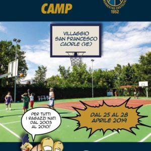 Dal 25 al 28 aprile 2019 c'è il PC1952 BiHoliday Camp, iscrizioni aperte!
