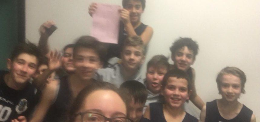 Under 13 B: dopo il recupero con Montebelluna, nel weekend una bella vittoria!