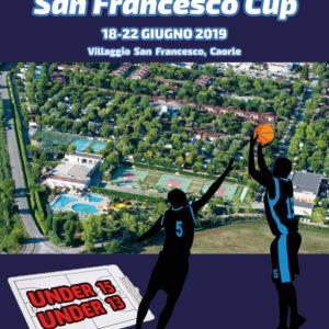 Dal 18 al 22 giugno a Caorle arriva la San Francesco Cup, torneo U15 e U13!
