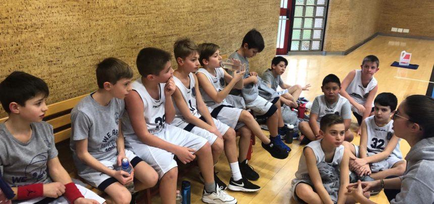 Aquilotti: un emozionante debutto nel girone E contro Basket Lab