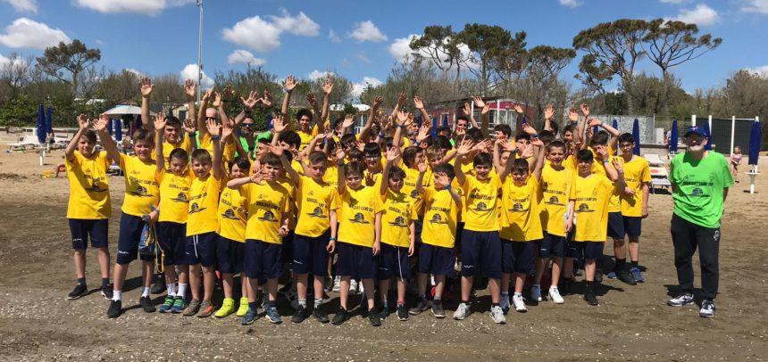 1° PC1952 BiHoliday Camp, una splendida esperienza per i nostri ragazzi al Villaggio San Francesco di Caorle