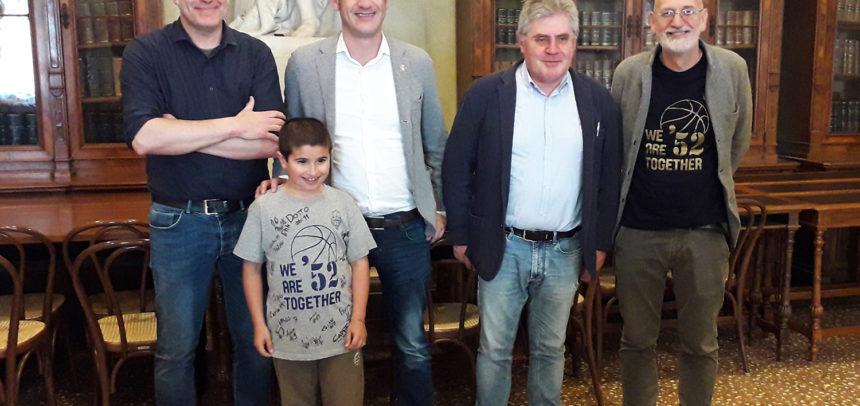 Presentato il progetto di riqualificazione del campo da basket di Via delle Querce a Castelfranco