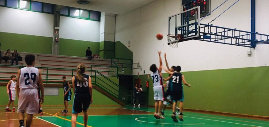 Bel debutto per l'Under 14, l'ArredissimA PC1952 vince il derby con Resana