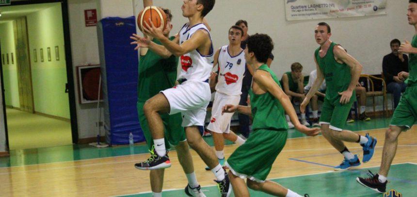 Under 16 Gold: ancora una vittoria per l'ArredissimA, Vicenza espugnata