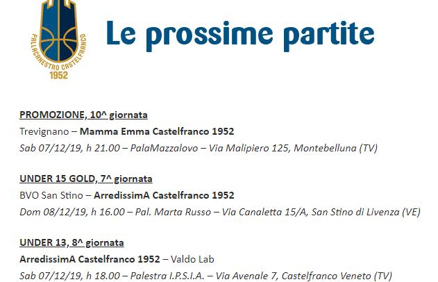 Ancora una sfida al vertice per il Mamma Emma, sabato a Trevignano