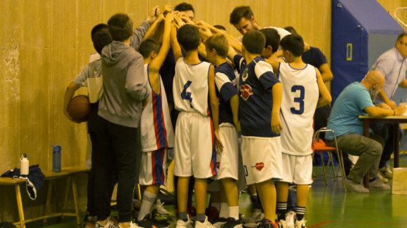Under 13: l'ArredissimA chiude il girone d'andata a punteggio pieno!