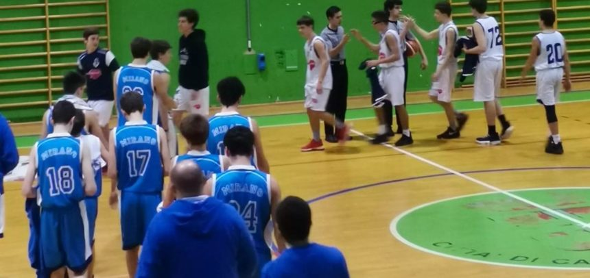 Under 15 Gold: stop sul campo di Vedelago per l'ArredissimA PC1952