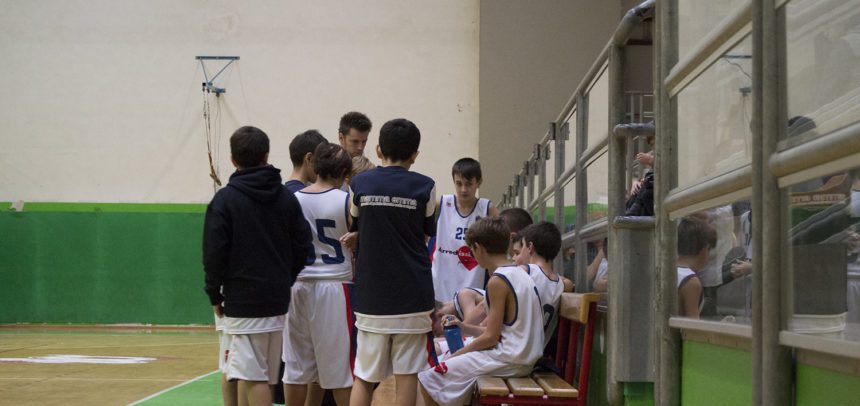 Under 13: ritorno in campo convincente, l'Arredissima PC52 vince il derby