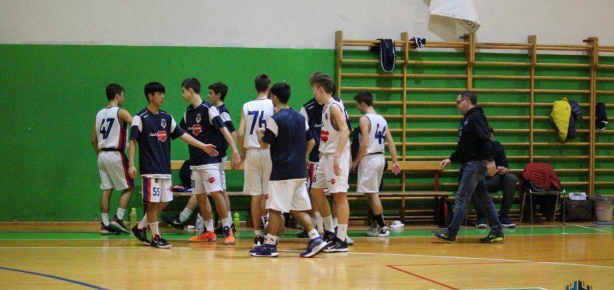 Under 16 Gold: stop casalingo con L'Argine per Castelfranco