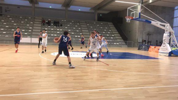 Under 15 Gold: partita punto a punto a Pieve di Soligo, ma il finale è amaro