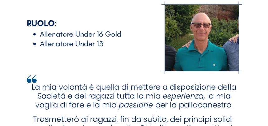 A tu per tu con… Marco Marangon (Allenatore Under 16 e Under 13)