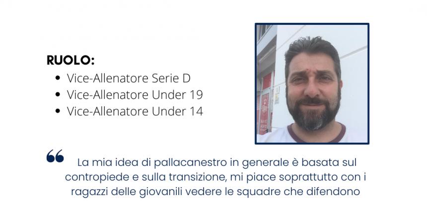A tu per tu con… Giuseppe Marsico (Vice Allenatore Serie D, Under 19 e Under 14)