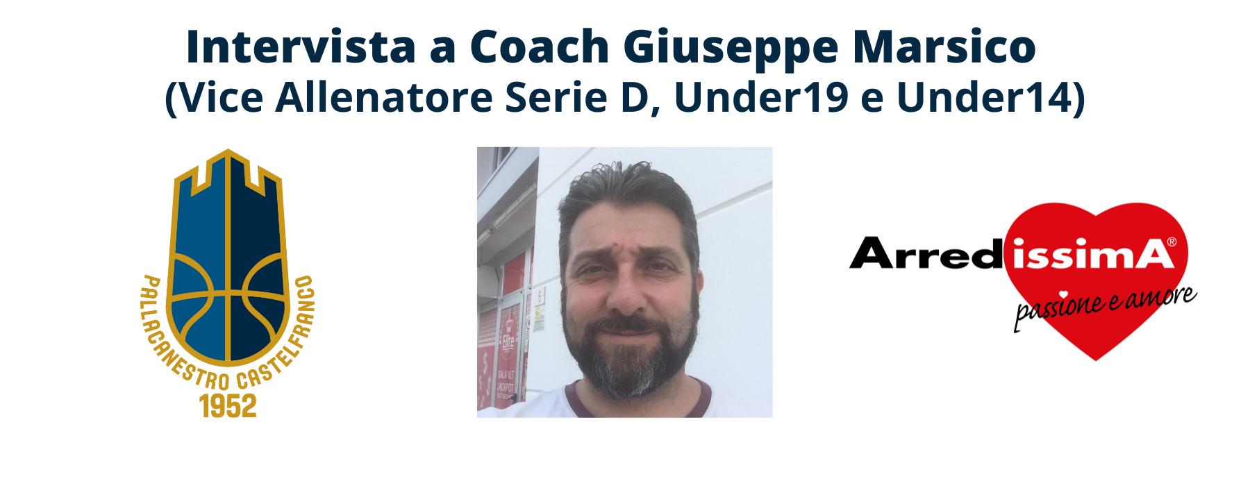 Intervista a Coach Giuseppe Marsico