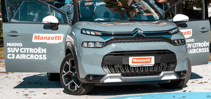 Pallacanestro Castelfranco corre con… Manzotti Automobili